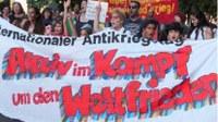 Antikriegstag: Gegen Faschismus, Rassissmus und Krieg!