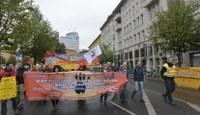 Bundesweite Montagsdemo / #unteilbar --- Am 13. Oktober auf nach Berlin!