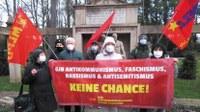 Interbuendnis und MLPD solidarisch gegen die Nichtzulassung der DKP zur Bundestagswahl