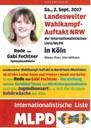 Internationalistische Liste/MLPD Ennepe-Ruhr Wahlkampfauftakt