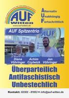 """Kommunalwahlen am 13. September 2020: Diesmal mutig wählen!"""""""
