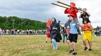 Power-Wochenende mit tausenden Teilnehmern und neuen Höhepunkten