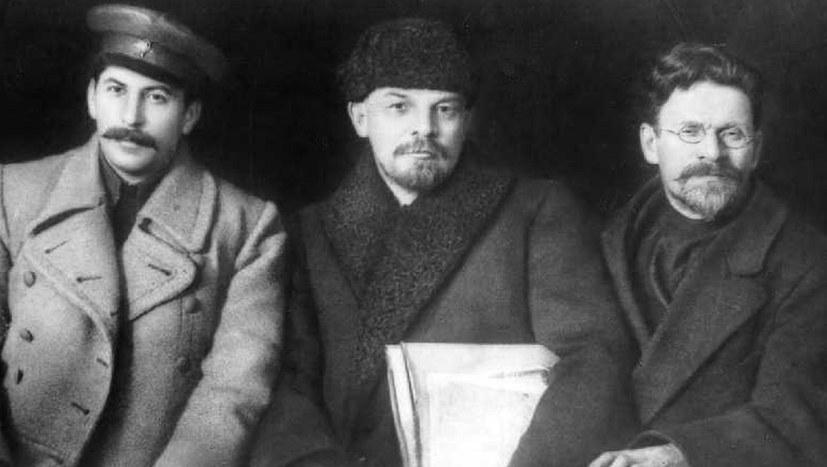 MLPD zeigt Lenin - Film