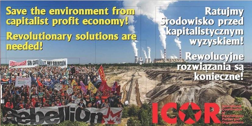 Protestkundgebung zum Weltklimatag 2018
