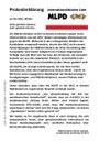 Wählerinitiative Achim Czylwick protestiert weiter gegen antikommunistischen Medienboykott und Pressezensur durch die WAZ Witten