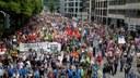 Wählerinitiative solidarisch gegen Polizeiprovokation beim G20 Gipfel
